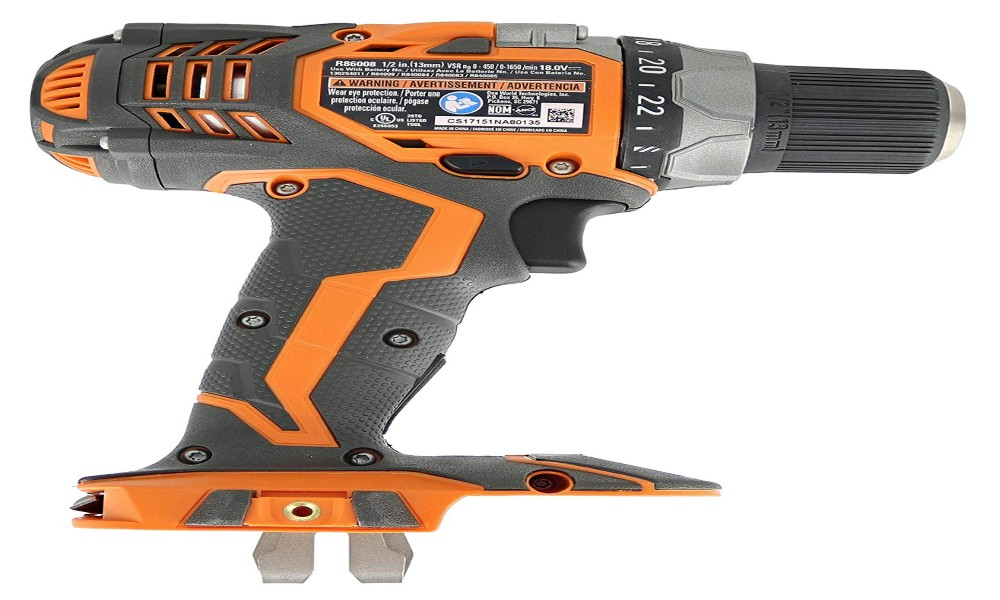 Ridgid Cordless Drill Review