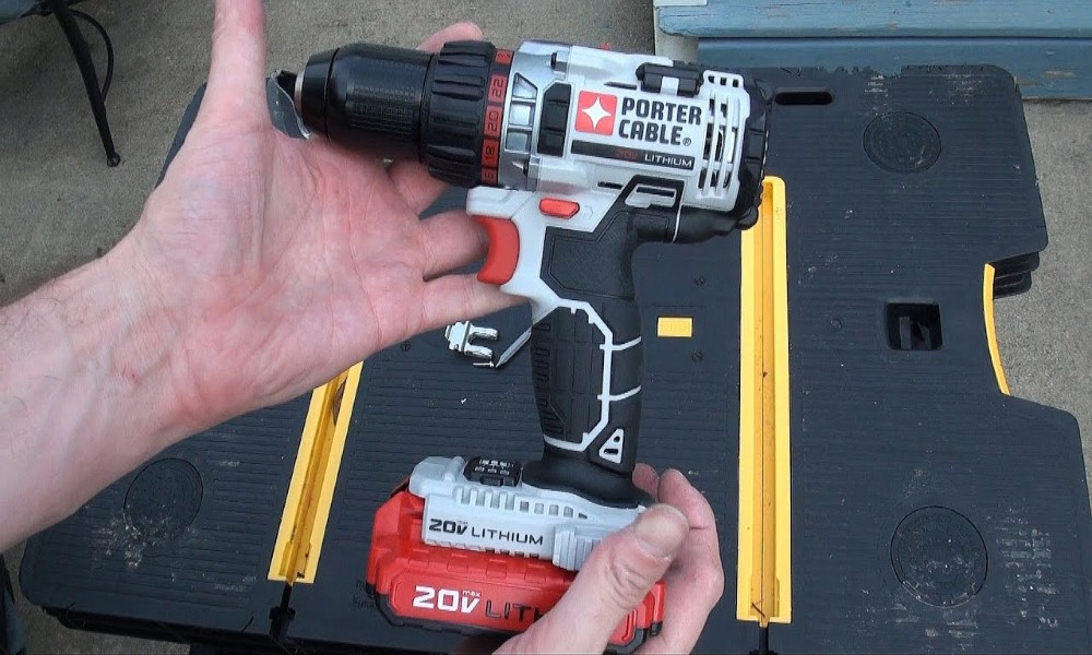 Porter Cable Cordless Drill Review