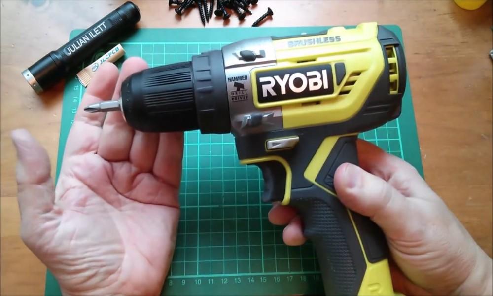 Ryobi Cordless Drill Review